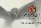 dragon quest - athens clue - glyfada