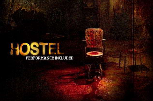 Hostel - The Mindtrap - Κολωνάκι