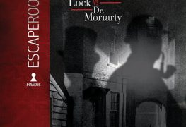 Sir Lock VS Dr. Moriarty - Sir Lock's House - Πειραιάς