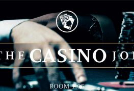 The Casino Job - Clepsydra - Κατερίνη